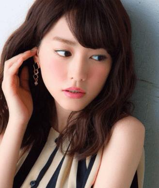 桐谷美玲 カラコン