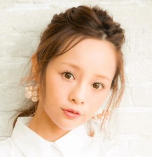 田中亜希子 カラコン