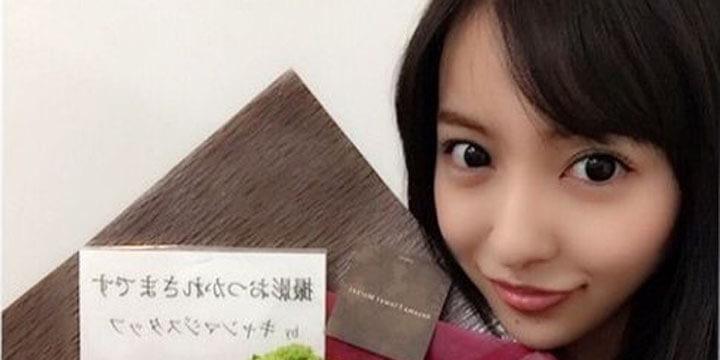 板野友美 カラコン