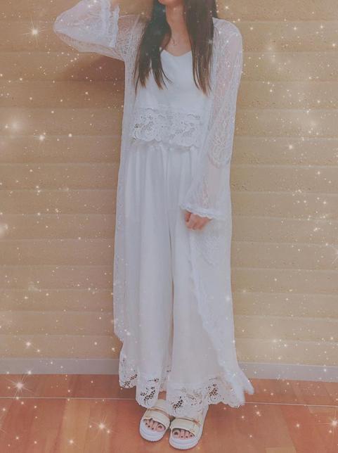 内田理央 ファッション コーデ