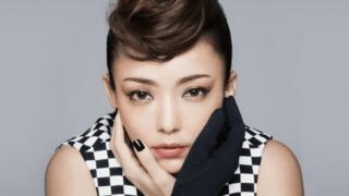 安室奈美恵 カラコン
